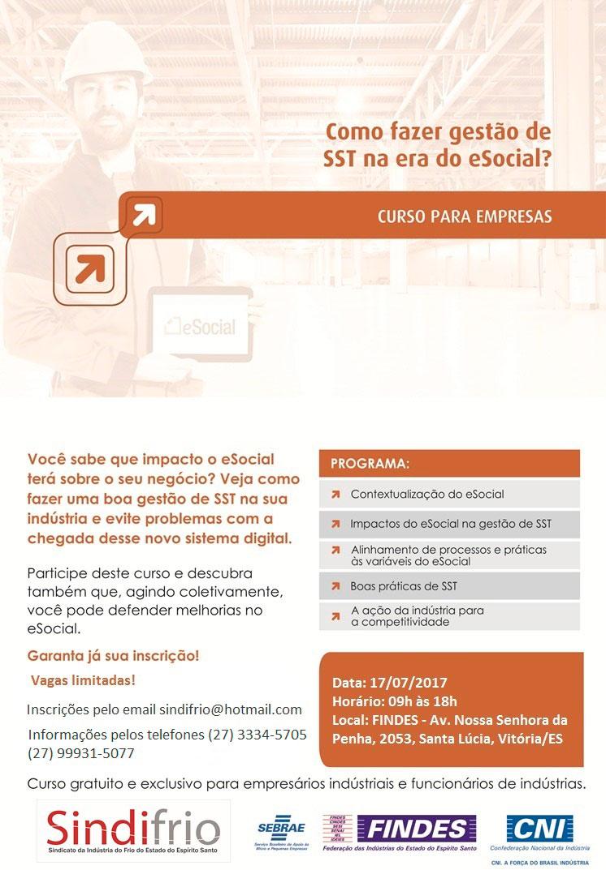 eSocial_SINDIFRIO
